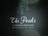 the Peaks Heritage resort